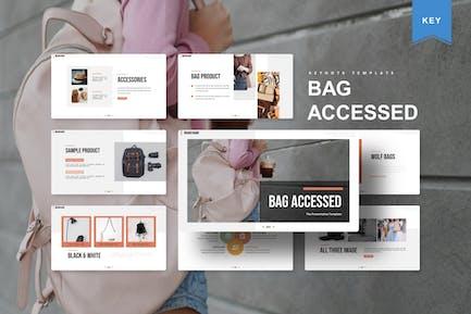 Bag Accessed | Keynote Template