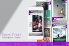 Sport.Shape Social Media Story Vol.10