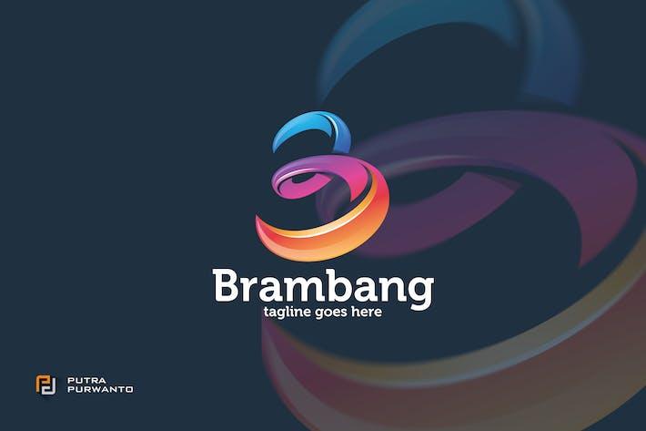 Thumbnail for Brambang / B Letter - Logo Template