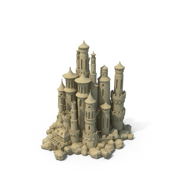 Cover Image for Sand Castle