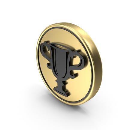 Price Winner Trophy Logo Icon