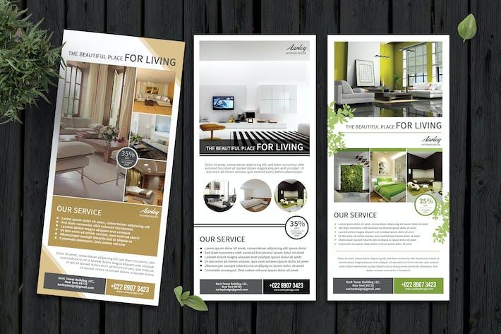 Thumbnail for Interior Design Rack Card