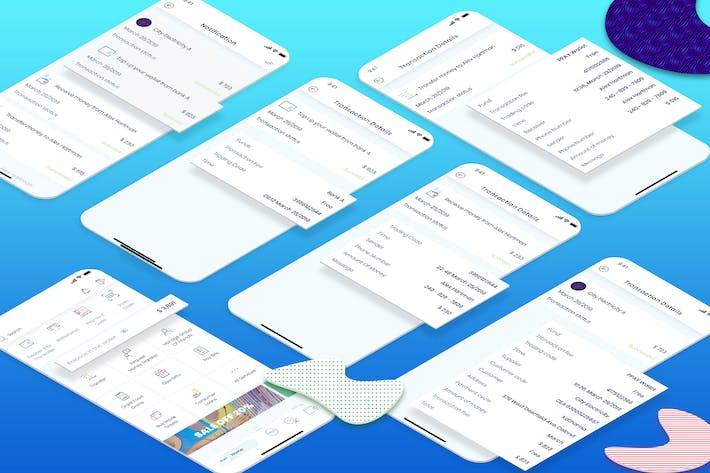 Notification - Wallet Mobile UI - FP