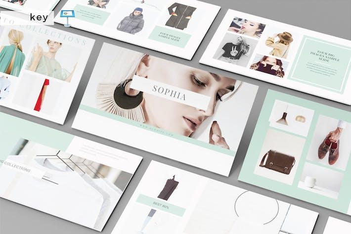Thumbnail for SOPHIA - Multipurpose Keynote V200
