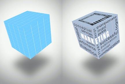 Стратегия-куба-макет