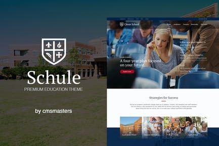 Schule - School & Education Theme