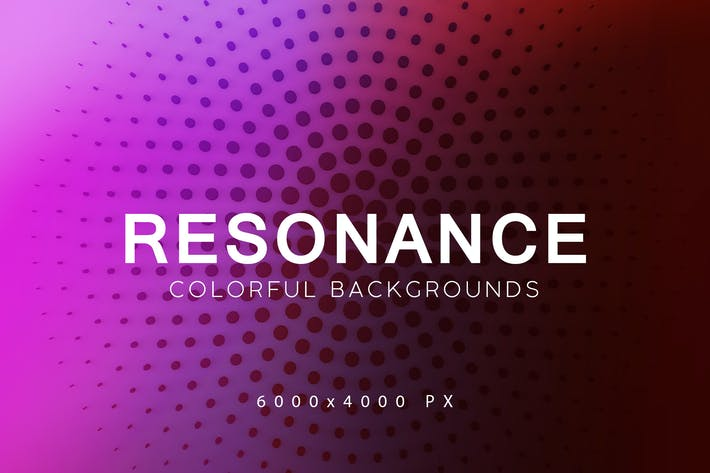 Thumbnail for Resonance Tech Backgrounds
