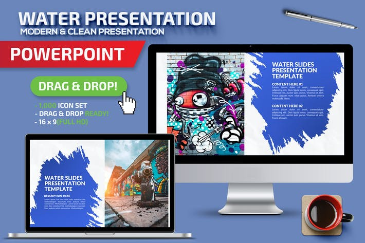Thumbnail for Water Powerpoint Presentation