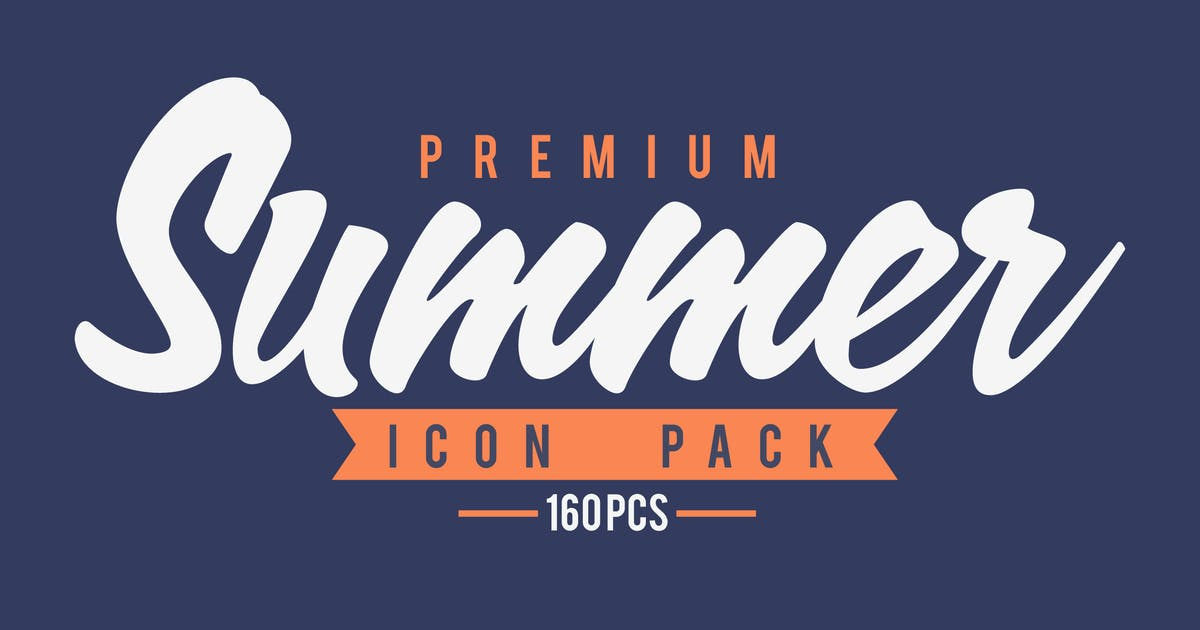 Download Summer Icon pack by Scredeck