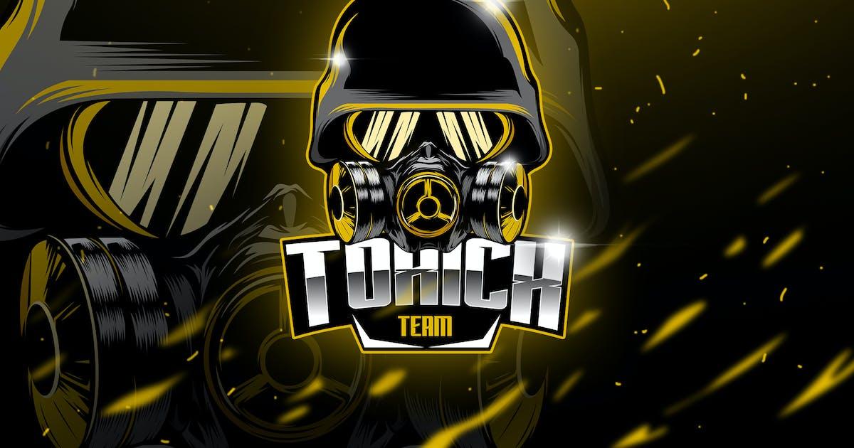 Download Toxic Team - Mascot & Esport Logo by aqrstudio