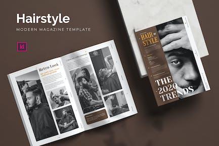 Hairstyle - Magazine