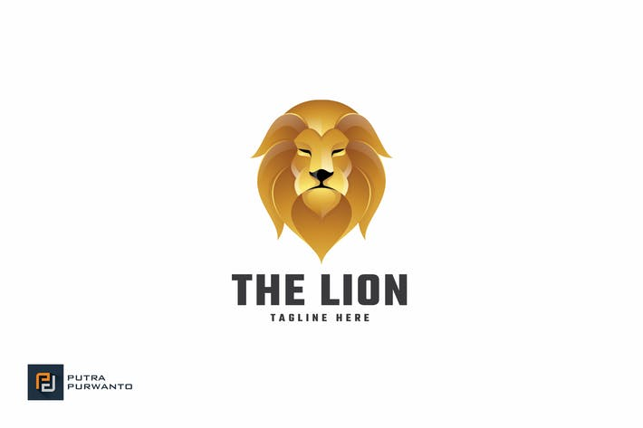 Thumbnail for The Lion - Logo Template