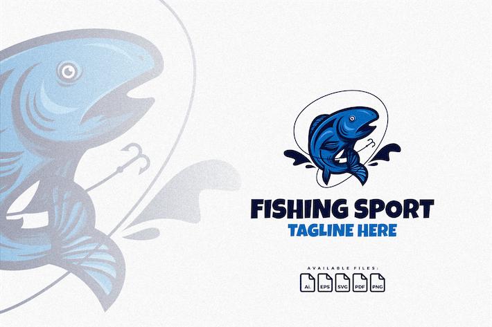 Fishing Sport Logo