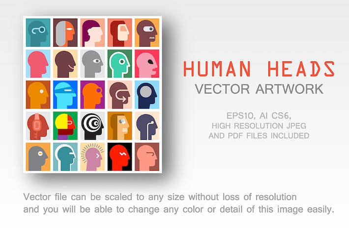 Thumbnail for Human Heads