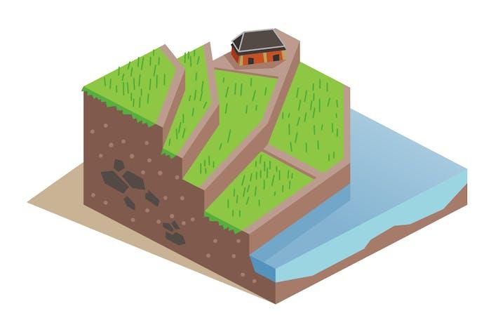 Thumbnail for Terrace Farming land