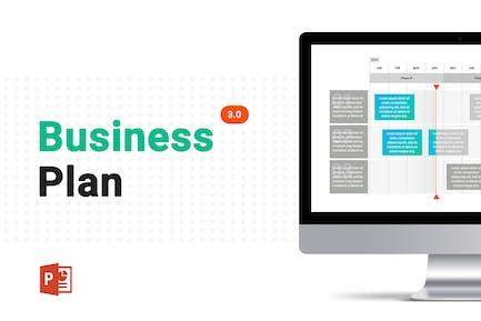 Business Plan 3.0 PowerPoint