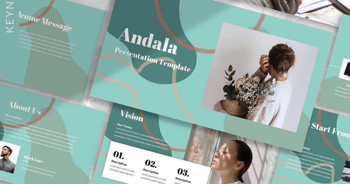 Download Andala - Creative Keynote Template by designesto