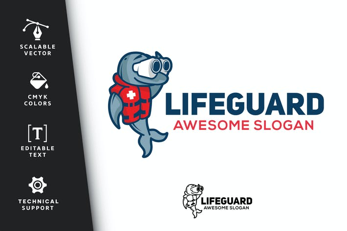 Thumbnail for Rettungsschwimmer Logo