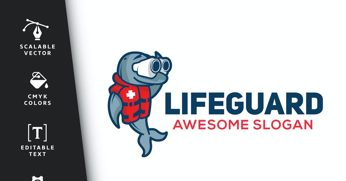 Download Lifeguard Logo by Scredeck