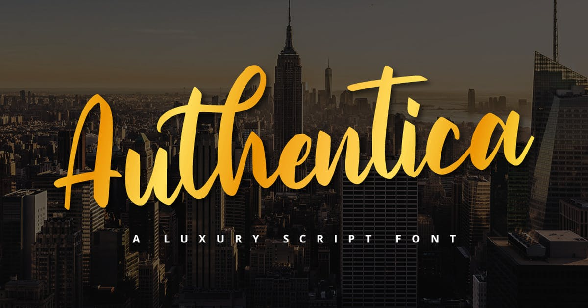 Download Script Font by Krafted