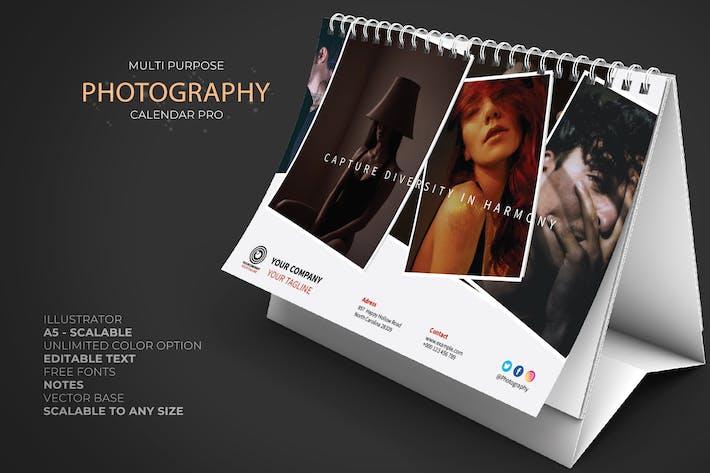 2020 Kreative Fotografie-Kalender Pro