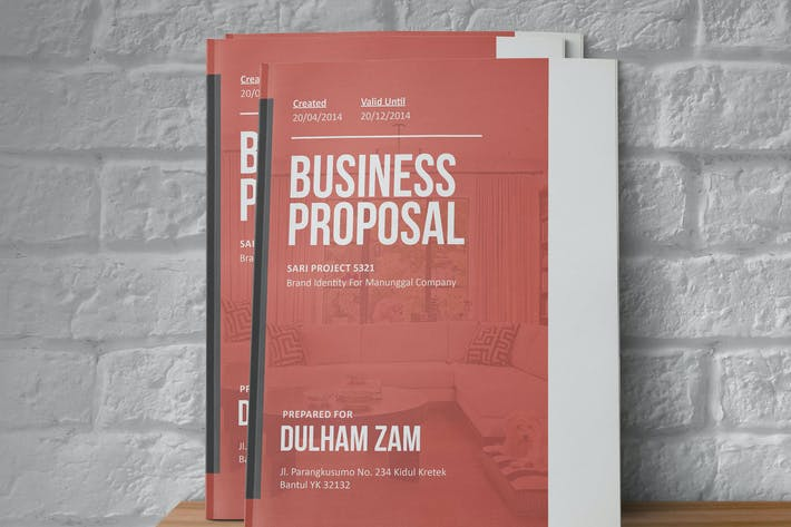 Thumbnail for Sari Business Proposal