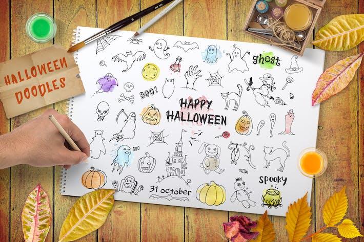 Thumbnail for Halloween Design Kit