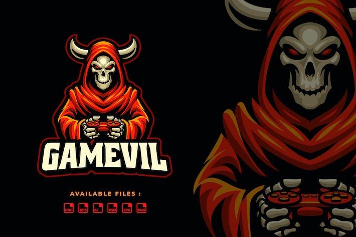 Thumbnail for Gamevil Sport and Esport Logo