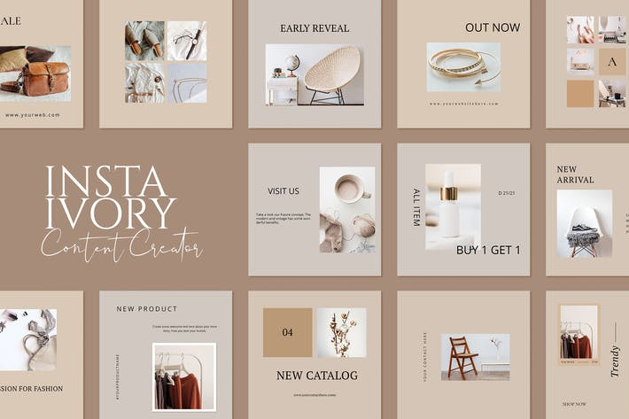 Thumbnail for Ivory Insta Creator