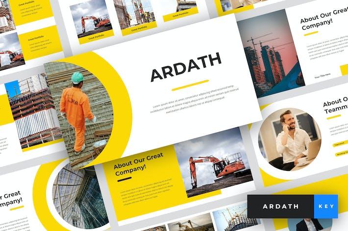 Thumbnail for Ardath - Vorlage für Konstruktionsvorlagen