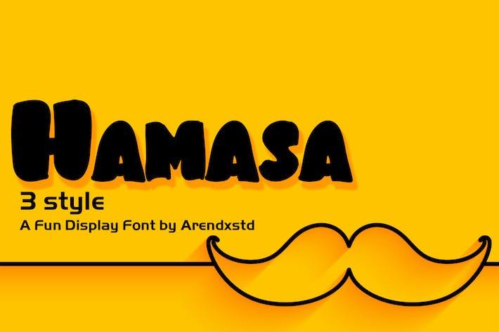 Thumbnail for Fuente Hamasa Fun Display
