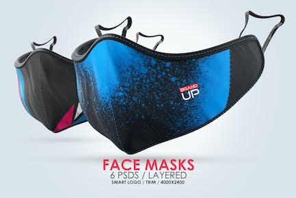 Realistic Face Masks