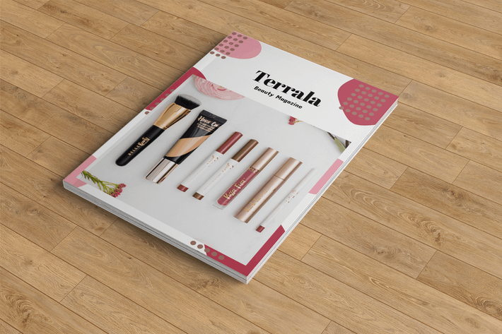 Thumbnail for Terrala – Beauty Brandbook