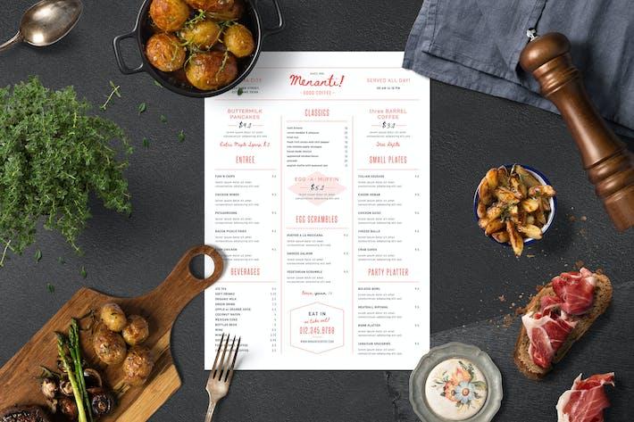 Thumbnail for Классическое меню еды