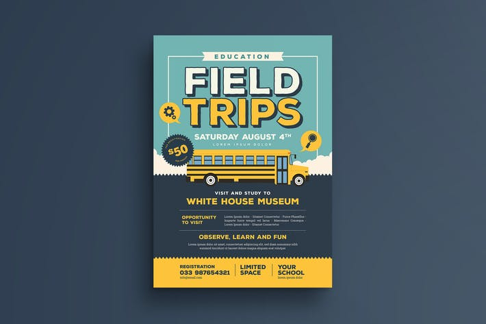 Thumbnail for Field Trip Flyer