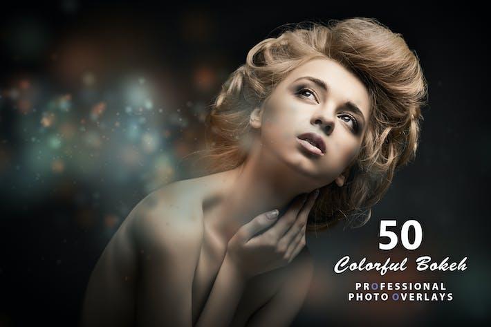 Thumbnail for 50 красочных фотоНаложения Боке