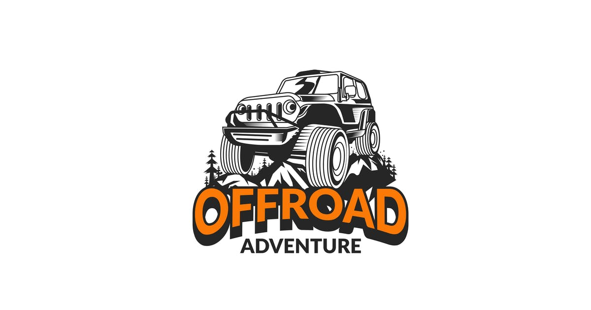 Download Offroad Logo Template by Slidehack