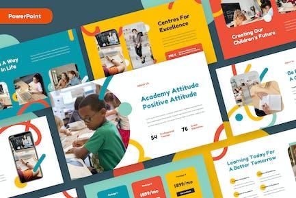 DOREMI - Education Kids Powerpoint Template