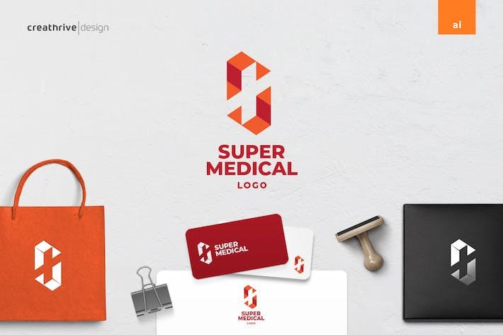 Thumbnail for Super Medical Logo