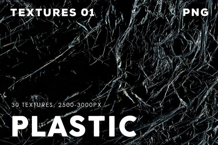 Thumbnail for 30 Plastic Texture Overlays