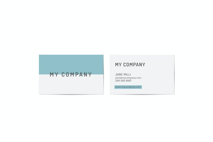 Thumbnail for Multipurpose Business Card Templates