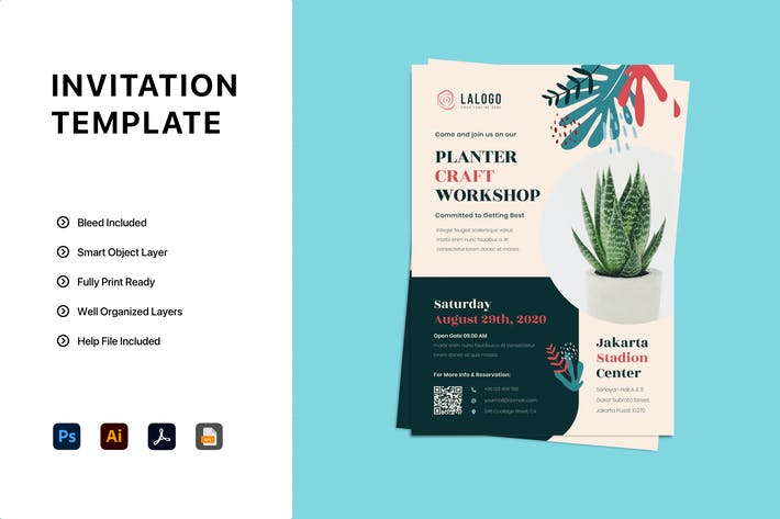 Thumbnail for Workshop Invitation