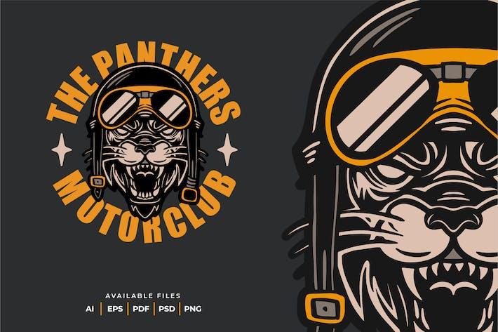 Thumbnail for Panthers Motorclub Logo