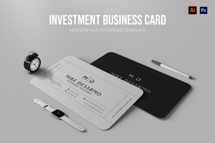 Investment - Business Card