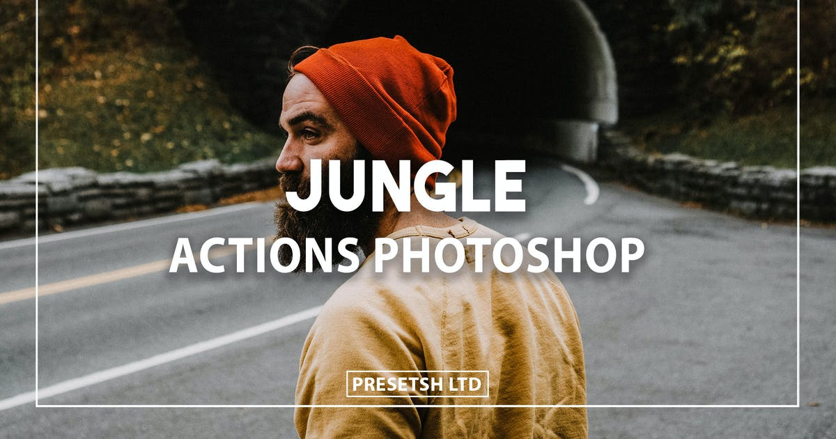 Download Jungle Photoshop Actions by Presetsh