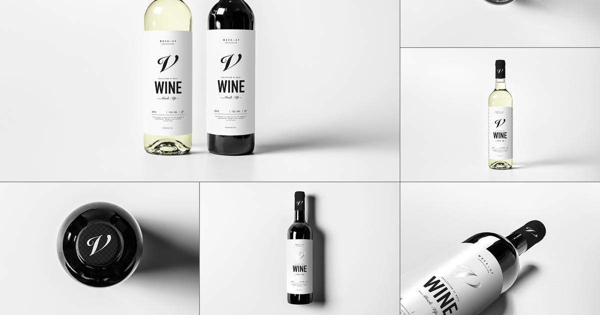 Download Wine Mock-up by yogurt86