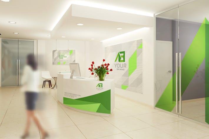 Office Branding Mockups V5 By Wutip On Envato Elements