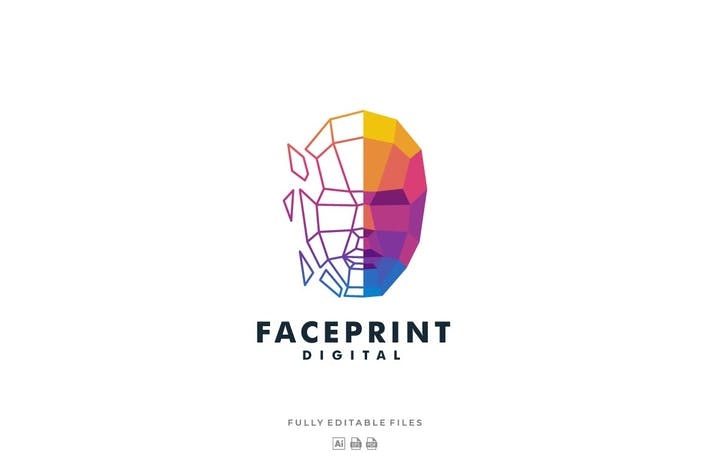 Thumbnail for Face Colorful Logo