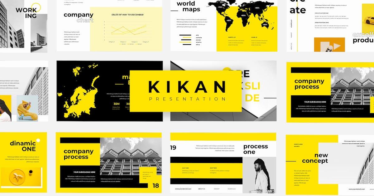 Download Kikan Keynote Presentation by vectorclans