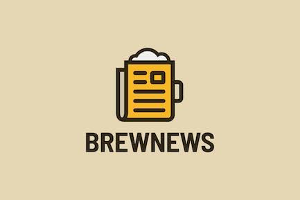 Brew News — Logo Template